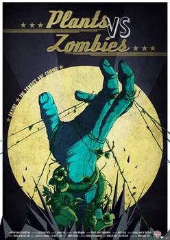 Plants VS Zombies - Poster