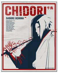 Uchiha Sasuke  Poster by yolkia