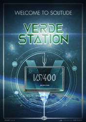 Verde Station - Official Poster