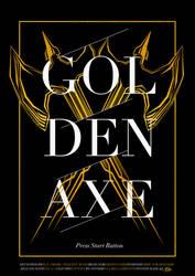 Golden Axe by yolkia