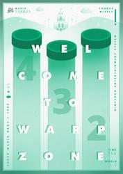 Welcome To Warp Zone! by yolkia