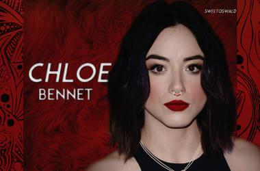 Chloe Bennet by SweetOswald