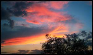 Sunset Again by XxBrokenxXxArtxX