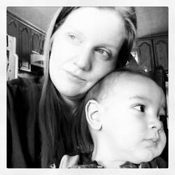 Morning with my Son by XxBrokenxXxArtxX
