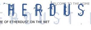 Etherdust Website Header