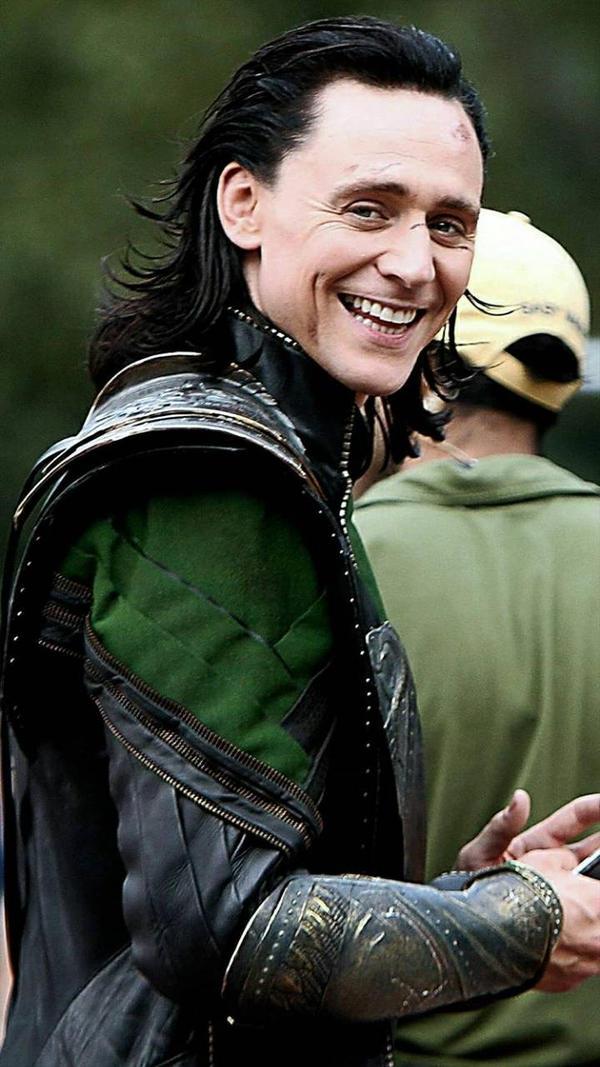 Loki wallpaper by Poltergeisttt on
