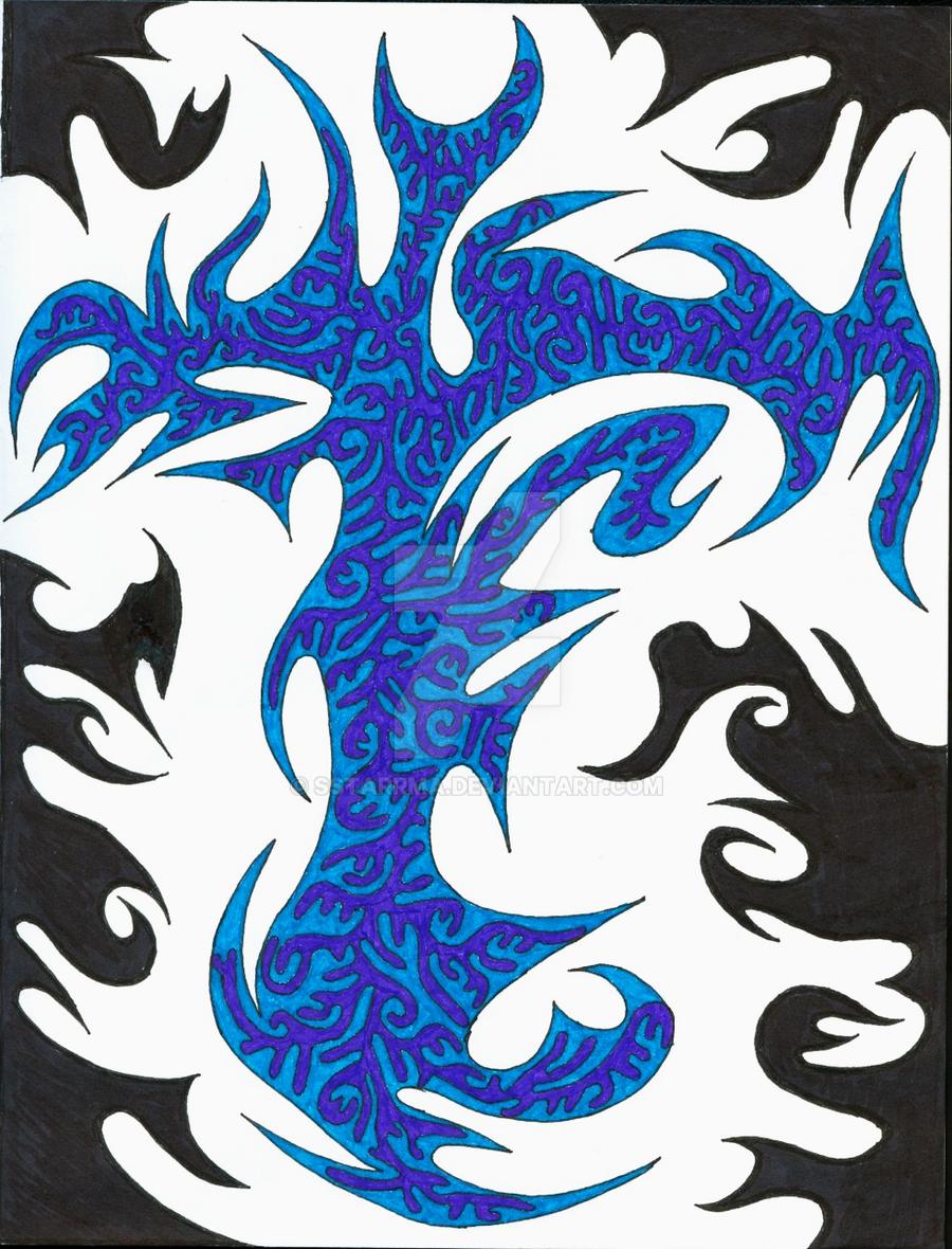 Abstract Cross by sSTARRMa