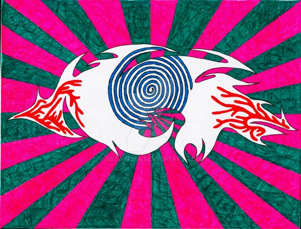 Eye by sSTARRMa