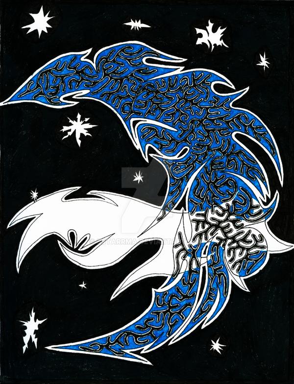Night Sky by sSTARRMa