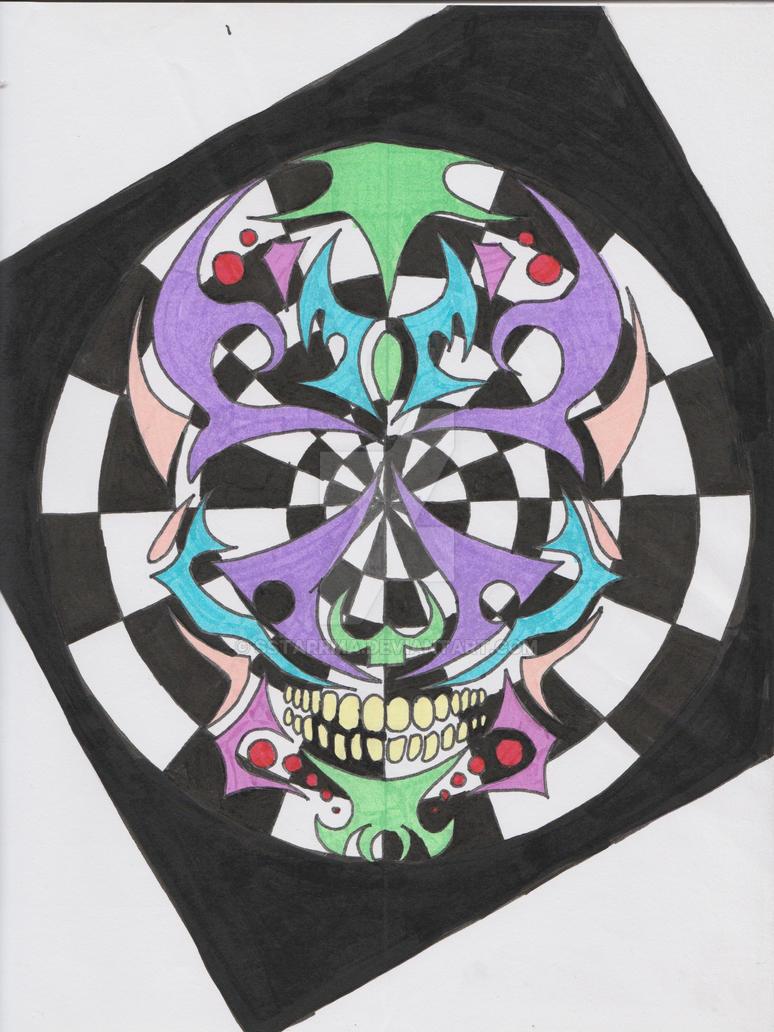skull by sSTARRMa