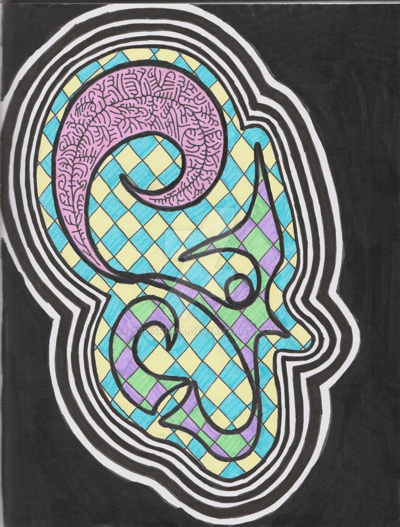 brain by sSTARRMa