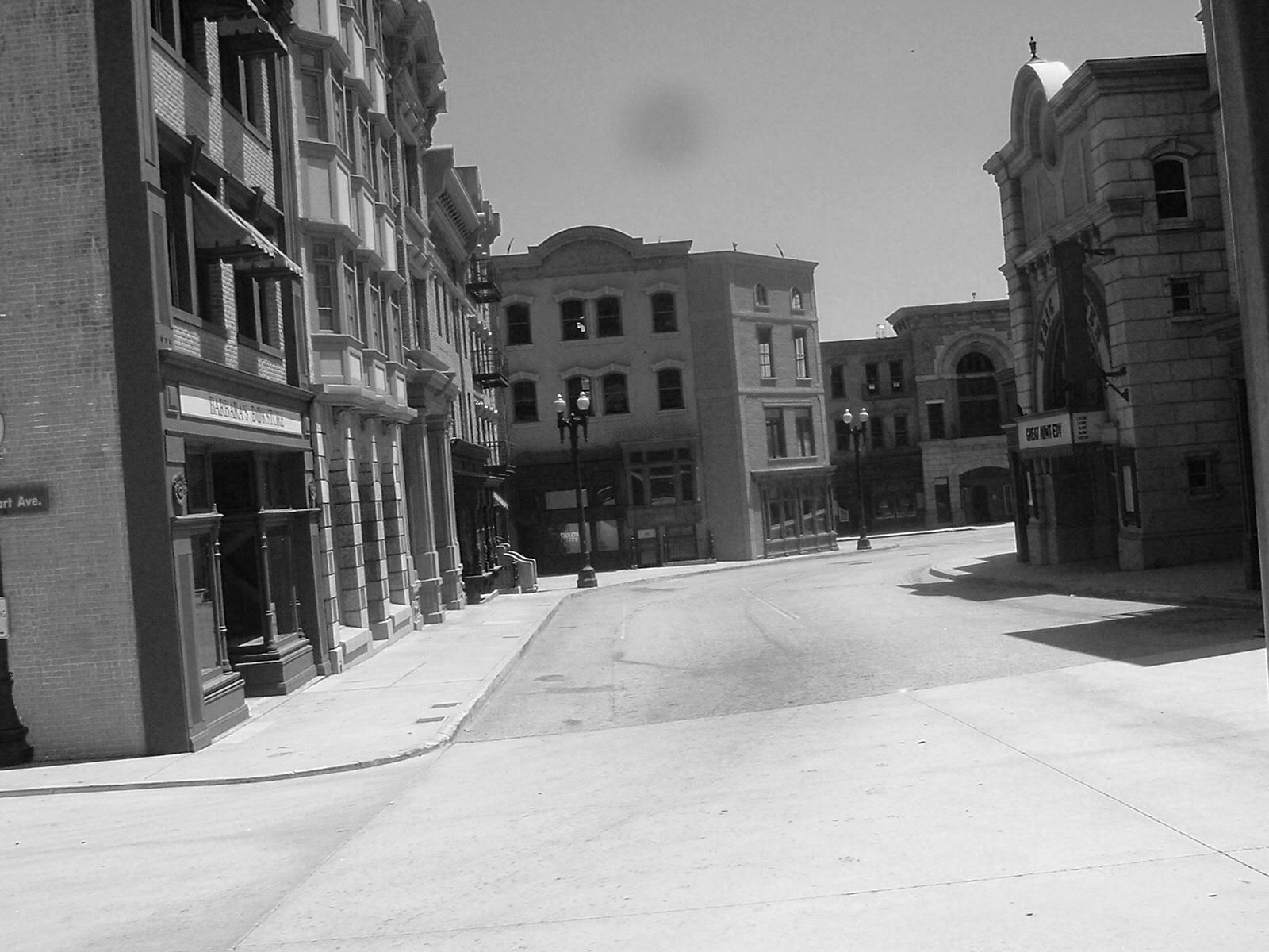 Universal Studios set by sSTARRMa