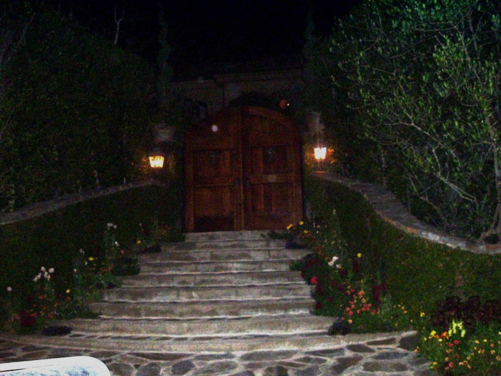 Ozzy Osbournes house by sSTARRMa