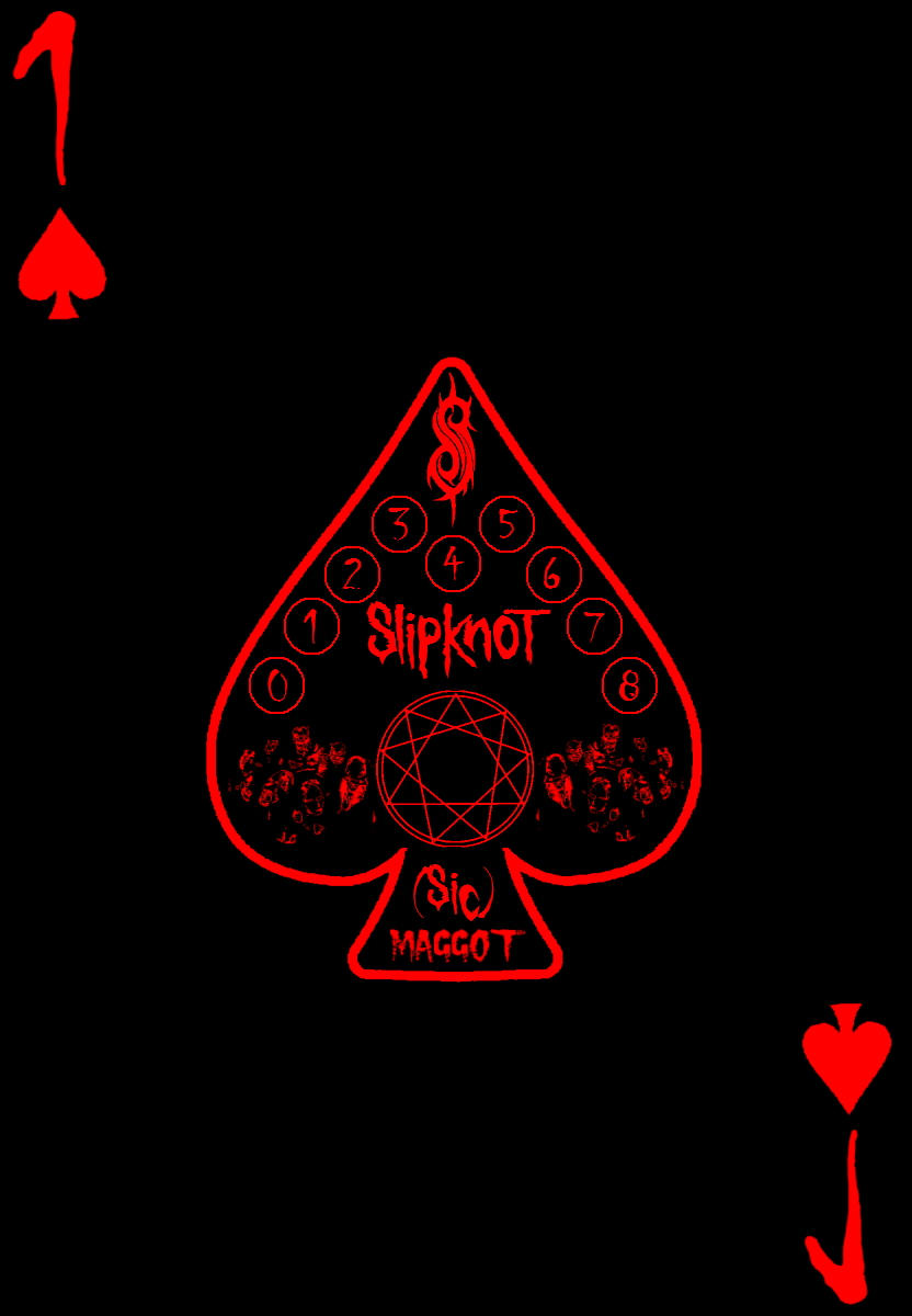 Slipknot One Of Spades by sSTARRMa