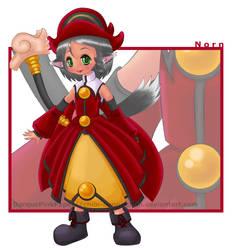 Norn by chibi-bunni-chan