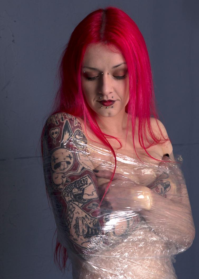 Pallet Wrapped VI by Davie169