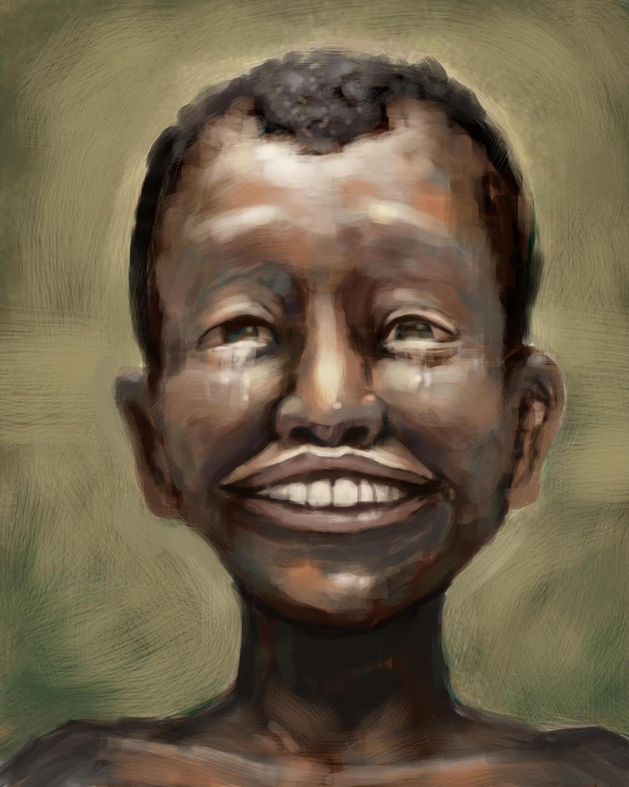 Hope For Haiti by haohaohayashi