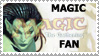 Magic The Gathering Stamp by Wesker-Chick
