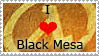 I Love Black Mesa by Wesker-Chick