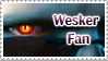 Wesker Fan Stamp by Wesker-Chick