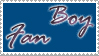 Fan Boy Stamp by Wesker-Chick
