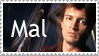Mal Stamp by Wesker-Chick