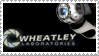 Wheatley Lab Stamp by Wesker-Chick