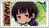 Chibi Japan Stamp by Wesker-Chick