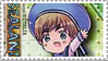 Chibi Sealand Stamp by Wesker-Chick