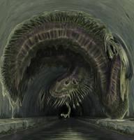 Sewer Beast by Lizzy-John
