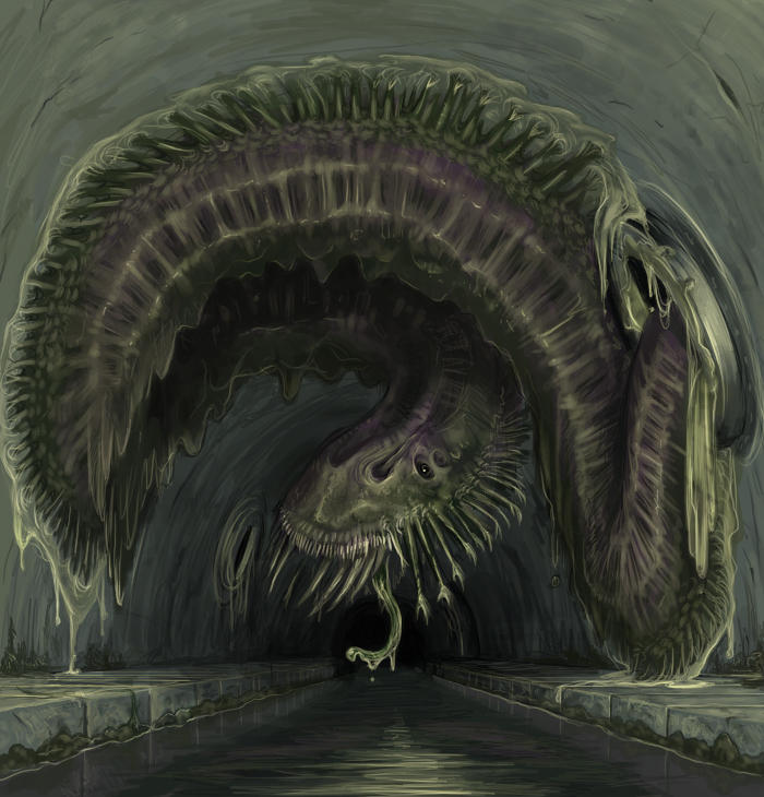 Les créatures Sewer_Beast_by_GraySapphire