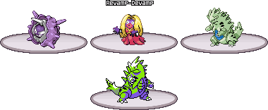 Revamps y Devamps de Pokemon by PoLlOrOn