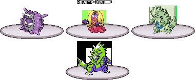 Revamps y Devamps de Pokemon by PoLlOrOn