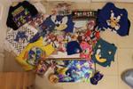 My Sonic Things...