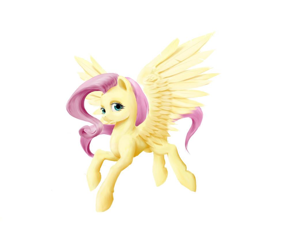 Fluttershy by Ph3LL