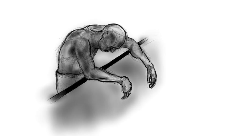 the sad man... / l'homme triste... by ara90rn ...