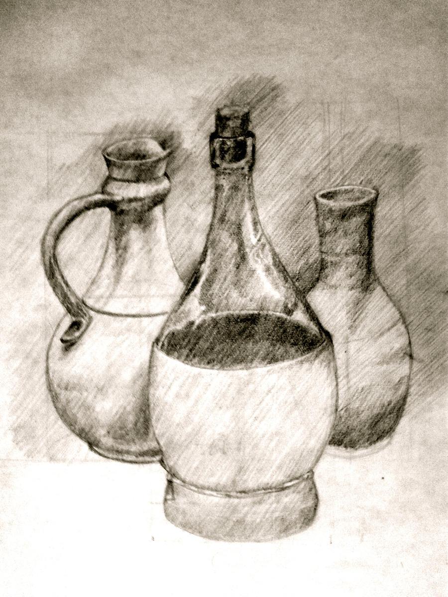 Still Life sketches on LUVSketch - DeviantArt