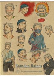 Brandon Raines AKA Dr. Grumpy Grandpa