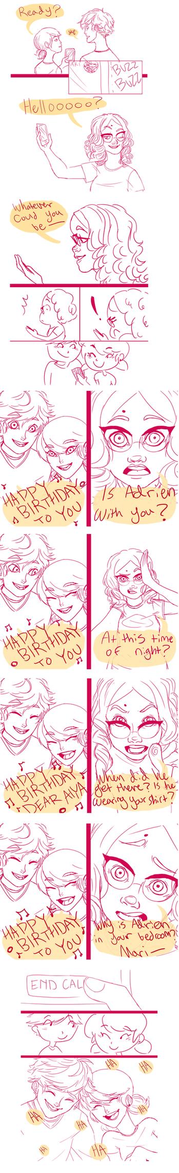 Happy Birthday by Clovercard