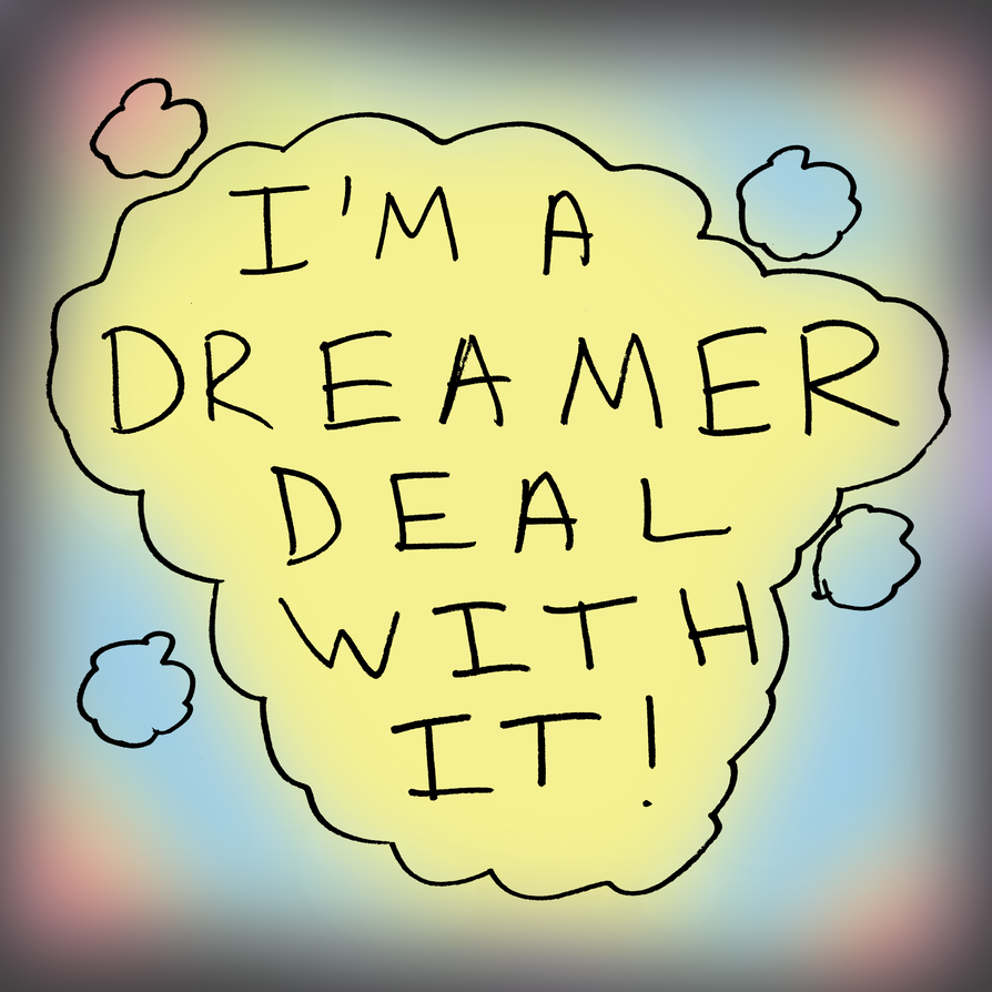 Deal with it by wislingsailsmen