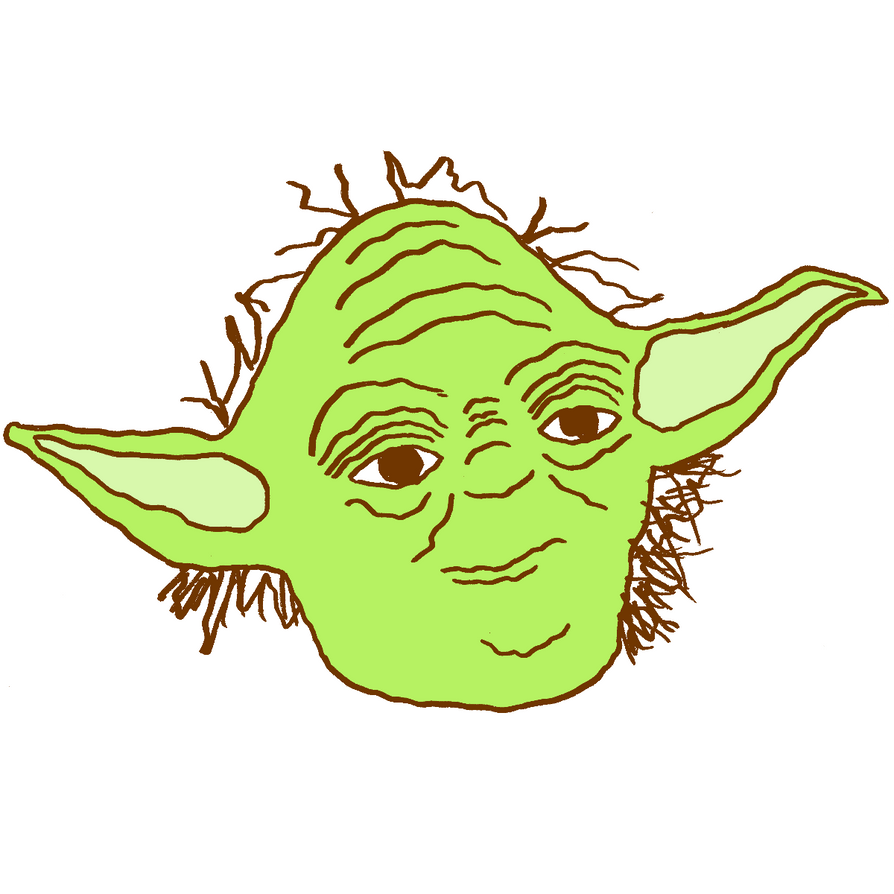 Yoda by wislingsailsmen