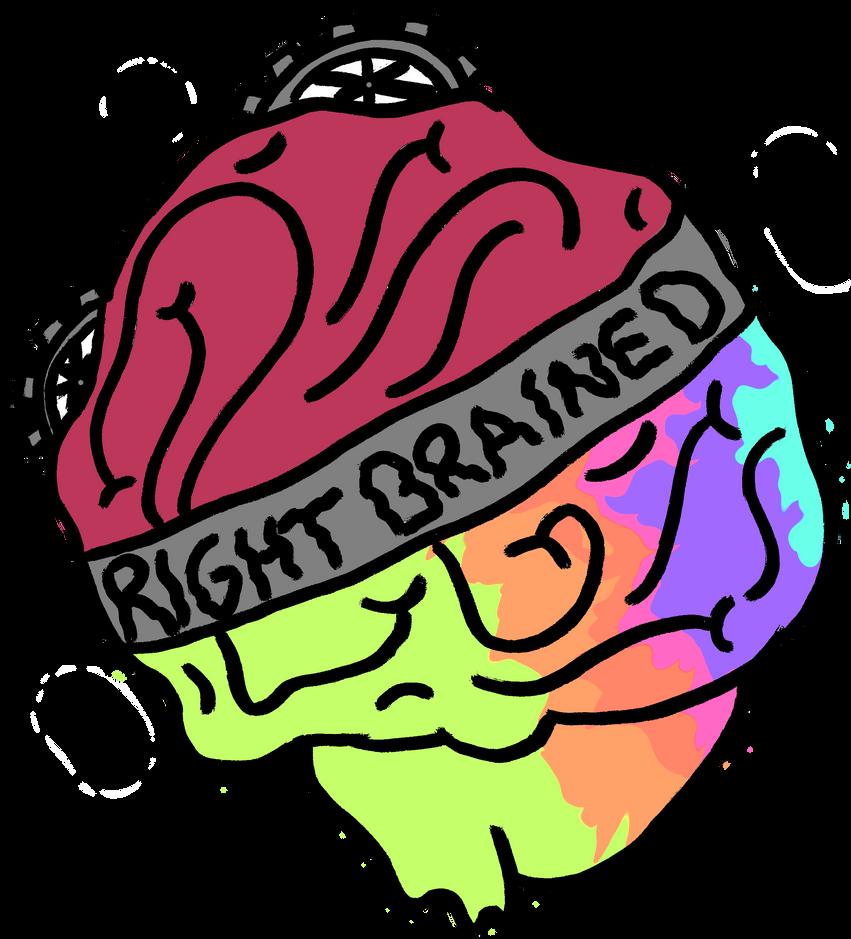 Right Brained by wislingsailsmen