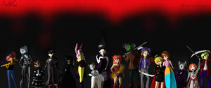 Happy Halloween!!! Part 2 by Galaxyrainbowgirl