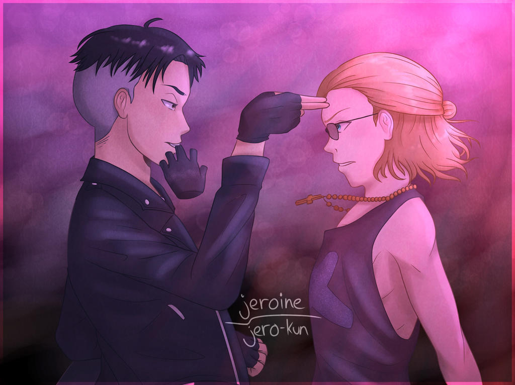 [YOI] pull the fucking trigger by Jeroine