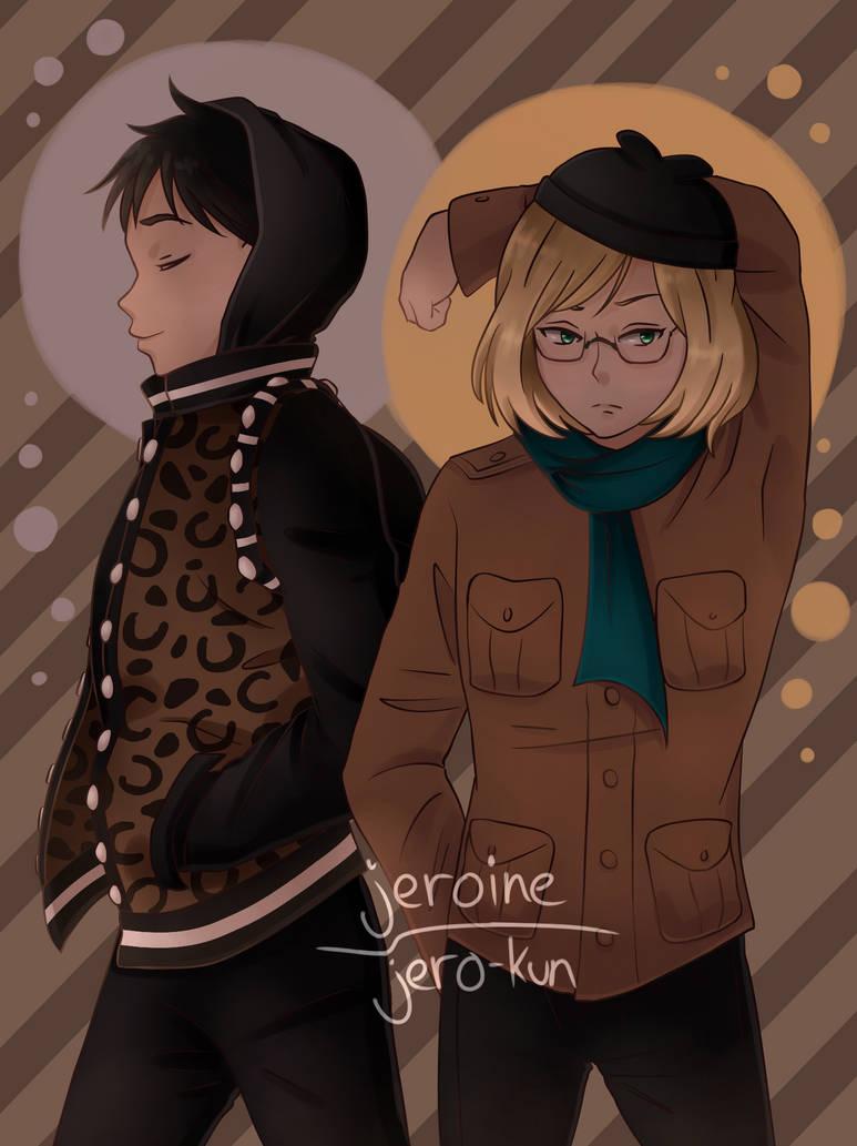 [YOI] N O I H S A F by Jeroine