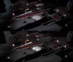 New X-wing by AggeIw