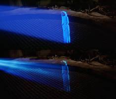 Hologram Test Leia by AggeIw