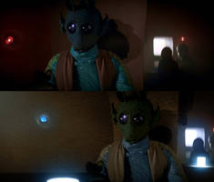 Greedo WIP by AggeIw