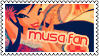 Musa Fan stamp by ChandSharma