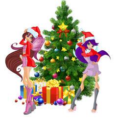 Happy Fairy Christmas!